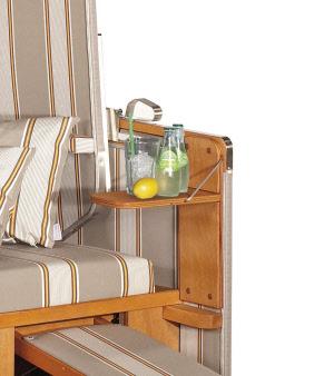 tische klapp und schwenkbar f r sonnenpartner strandk rbe. Black Bedroom Furniture Sets. Home Design Ideas